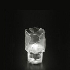 小松 誠 グラス おしゃれ | Makotokomatsu/小松誠 小松誠 ワインL フロスト ワイングラス | クランプル 1726 | ワイングラス | お祝い 結婚 婚礼 記念日 家飲みグラス