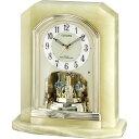 名入れ対応可 電波時計 掛け時計 | リズム時計 パルラフィーネR691 | 電波置き時計 4RY691-005 | 置き時計 | お祝い 竣工 設立 新生活 …