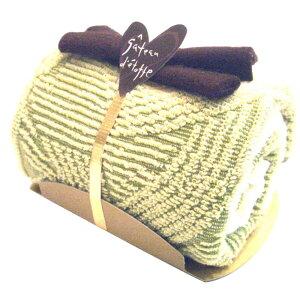 出産内祝い 記念品 タオルはんかち ミニタオル タオル雑貨 箱なし TGE0753557G ガトーエトフ モンブランロール(抹茶) TGE0753557G