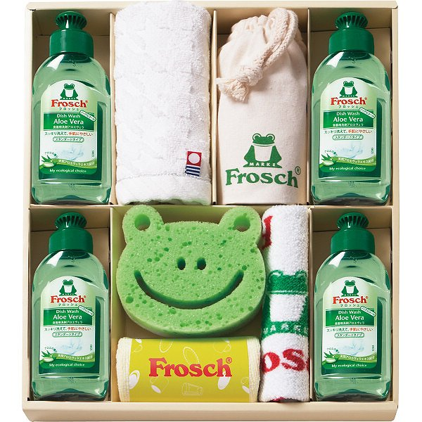 【53%OFF】フロッシュ キッチン洗剤ギフト FRS-A50