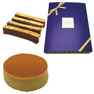 【引菓子番号:747】スイートジュエル 白チーズケーキ・ラスク