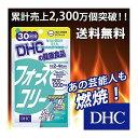 フォースコリー DHC(30日分)【送料無料/メール便につきNP後払い・代引不可】【ギフト対応不可】
