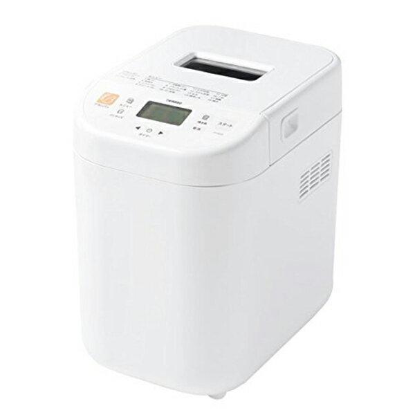 ツインバード ブランパン対応ホームベーカリー(1.5斤) ホワイト PY-5634W 【送料無料】【ギフト対応不可】