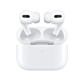 AirPods Pro ノイズキャンセリング Apple ワイヤレスイヤホン マイク付き Bluetooth MWP22J/A 【ギフト対応不可】【送料無料】