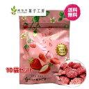 【期間限定】南信州菓子工房 ひとくちいちご 20g 10袋セット 【送料無料】イチゴ 柔らか ドライフルーツ やわらか…