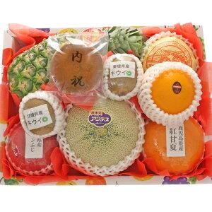 [ギフトパーク]名入れ ギフト 文字どら焼き入りフルーツセット(M)【内祝】果物 詰め合わせ 結婚内祝い 結婚祝い お返し お礼 出産祝い 出産内祝い お菓子 スイーツ お祝い 贈り物 フルーツギ