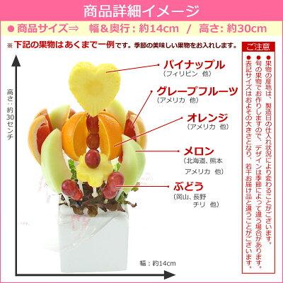 [誕生日ケーキ][バースデーケーキ][バースデー][バースデーギフト][誕生日][ギフト][プレゼント]ハッピーカラフルーツノア[果物][フルーツ][ギフト][贈り物][贈答品][お祝い][記念日]