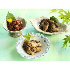 牡蠣3種セット(佃煮・燻製・炙り) お中元 御中元 ギフト