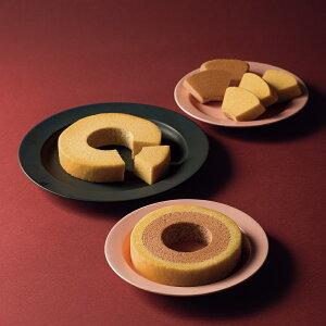 なだ万監修 輪の絆 小豆芋バウムクーヘン ギフト 贈り物 内祝い お祝い お返し お菓子 スイーツ 洋菓子