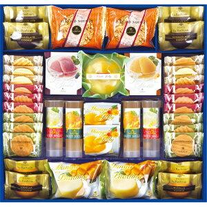 送料無料 京都ラ・バンヴェントフルーツゼリー&焼菓子詰合せ LBD-40G 父の日ギフト