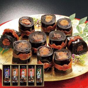ギフト 北海道 昆布巻 5本 詰め合わせ 惣菜 お取り寄せ 内祝い お祝い お返し 快気祝い F倉庫