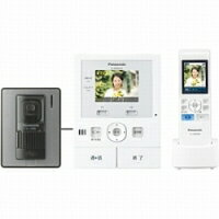 Panasonic(パナソニック)VL-SWD210K ワイヤレスモニター付テレビドアホン 「どこでもドアホン」(電源コード式/直結式兼用)【KK9N0D18P】