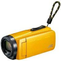 VICTOR(ビクター) GZ-R470-Y SD対応 32GBメモリー内蔵 防水・防塵・耐衝撃フルハイビジョンビデオカメラ(マスタードイエロー)【KK9N0D18P】