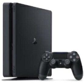 SCEI(ソニー・コンピュータエンタテインメント) CUH-2200AB01 PlayStation4 ジェット・ブラック 500GB [ゲーム機本体]