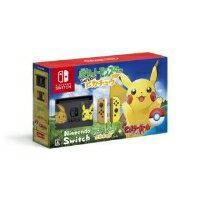 任天堂 Nintendo Switch ポケットモンスター Lets Go! ピカチュウセット(モンスターボール Plus付き) [ゲーム機本体]
