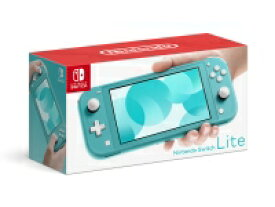 任天堂 Nintendo Switch Lite [ターコイズ]