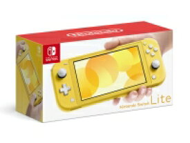 任天堂 Nintendo Switch Lite [イエロー]