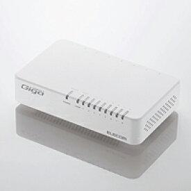 ELECOM(エレコム) EHC-G08PA-W-K 1000BASE-T対応 スイッチングハブ(8ポート・ホワイト)【kk9n0d18p】