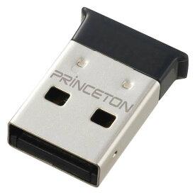 【送料無料(メール便)】【ポイント2倍】Bluetooth USBアダプター PTM-UBT7X プリンストン【ブルートゥース 無線通信 USB マウス キーボード】