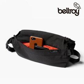 bellroy/ベルロイ スリングバッグ・クロス ボディバッグ 【ブラック・ブルー・グレー・フォレスト】