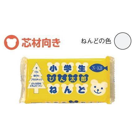 銀鳥産業 小学生用紙ねんど びん太郎標準1kg N-KB