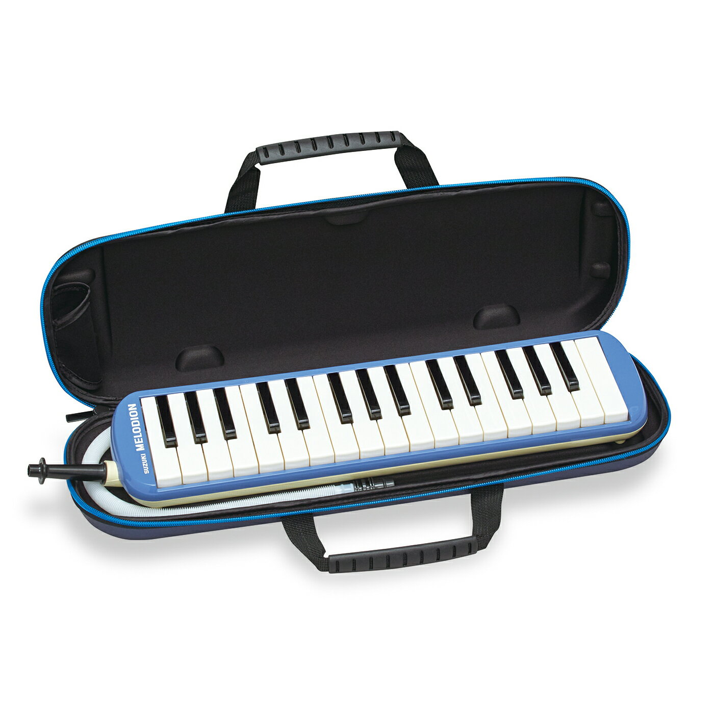 SUZUKI アルトメロディオン FA-32B ブルー 鍵盤ハーモニカ