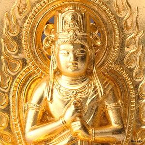 【金箔仕様】大日如来15cm高岡銅器の本格金属仏像ひつじ・さる年生まれのお守り本尊fs3gm