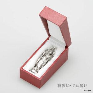 銀製仏像阿弥陀如来