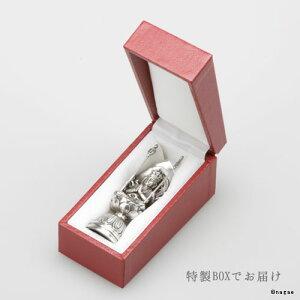 銀製仏像千手観音