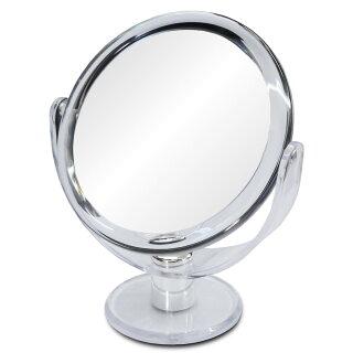 10倍鏡通常の鏡の10倍の大きさで映る!細かなメイクや日々のスキンケアに最適!メイク化粧コンタクトレンズシミシワスキンケア鏡ミラー拡大鏡10倍拡大鏡【宅配便送料無料】