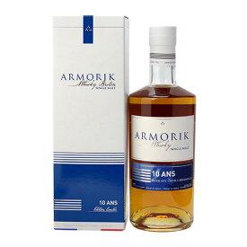 アルモリック10年 エディション2019 フレンチ シングルモルト ウイスキー 700ml 46度フランス ブルターニュ ヴァレンギエム蒸留所 ウィスキーALMORIK singlemalt whisky [長S]