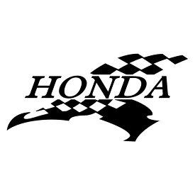 かっこいい ホンダ スポーツ ステッカー (左側) 枠サイズ:5cm×10cmHONDA ステッカー 車用 ステッカー バイク用 カー用品 バイク用品 デカール サイド用ステッカーカーステッカー かっこいい
