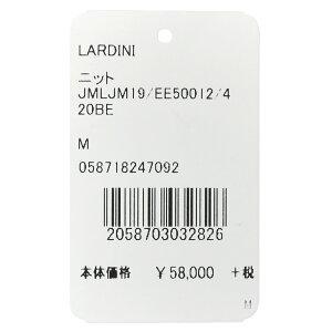 LARDINI(ラルディーニ)コットンリネンハニカム2BニットジャケットJMLJM19/EE5001216081001022