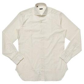 【SALE30】BARBA(バルバ)406 コットンブロードソリッドワイドカラーシャツ I1U662559002U 11182205022