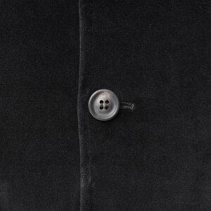 T-JACKET(ティージャケット)コットンナイロンベロアジャージジレ7021100114082001065