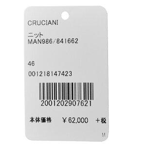 Cruciani(クルチアーニ)45ゲージウールソリッドL/SニットポロMAN98616082006022