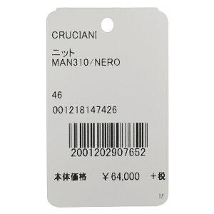 Cruciani(クルチアーニ)45ゲージウールソリッドニットカーディガンMAN31016082007022