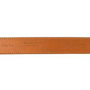 D'AMICO(ダミーコ)カーフスエードベルトACUB00318181004027