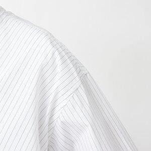 MARNI(マルニ)コットンストライプアシンメトリースキッパーS/SシャツCUMU0040A011091400138