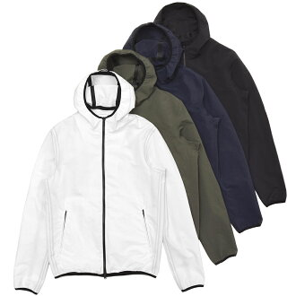 HERNO Water Repellent Polyester Solid Jacket-type Zipper Yacht Parker GI0154U/19339 14091000132