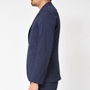 Giannetto(ジャンネット)コットンシアサッカー2BシャツジャケットAG280JK17091000109