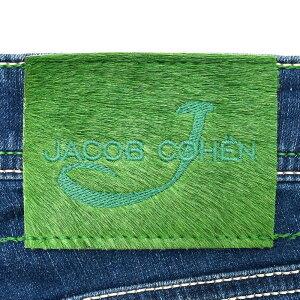 JACOBCOHEN(ヤコブコーエン)J688ヴィンテージウォッシュコットンポリストレッチタイトストレートデニム70739/979-W253095013052