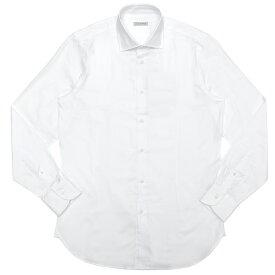 GUY ROVER(ギ ローバー)コットンピンオックスソリッドワイドカラーシャツ W2530/592103 11192200027◇◇