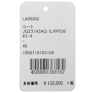 LARDINI(ラルディーニ)ウールフランネルソリッドチェスターフィールドコートJQ23143AQ/ILRP5369314192000022