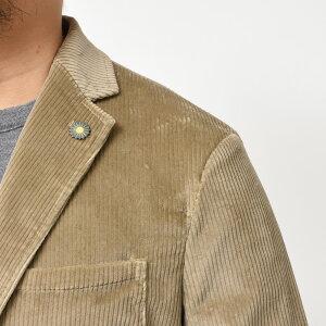 Giannetto(ジャンネット)コットンストレッチコーデュロイ2Bシャツジャケット9203A281RIVS17092000109