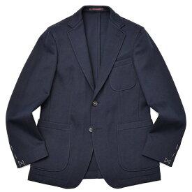 THE GIGI(ザ ジジ)ANGIE コットンナイロンジャージーヘリンボーン2Bジャケット L007 17096400039