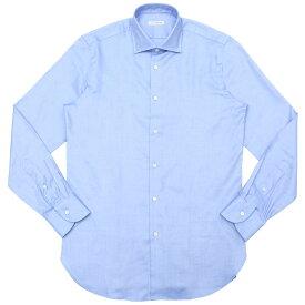 GUY ROVER(ギ ローバー)コットンピンオックスソリッドワイドカラーシャツ W2530/592103 11196201027◇◇