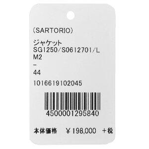 Sartorio(サルトリオ)CARLOBARBERAカルロバルベラSUPER140'sウールヘリンボーン3B1プリーツスーツLM250/S061270117192008022