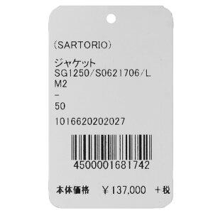 Sartorio(サルトリオ)ウールリネンホップサックソリッド3BジャケットLM/SG1250/S062170617001012022