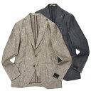 LATORRE(ラトーレ)リネンソリッド2Bシャツジャケット DECO/U71412/11218 17005002052